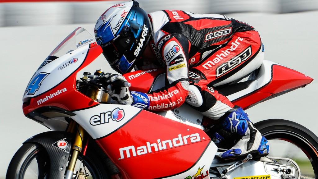 Miguel Oliveira, Mahindra Racing, CAT RACE