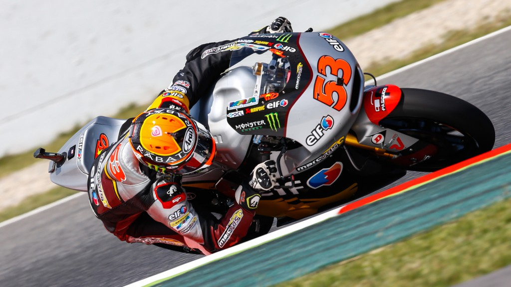 Esteve Rabat, Marc VDS Racing Team, CAT RACE