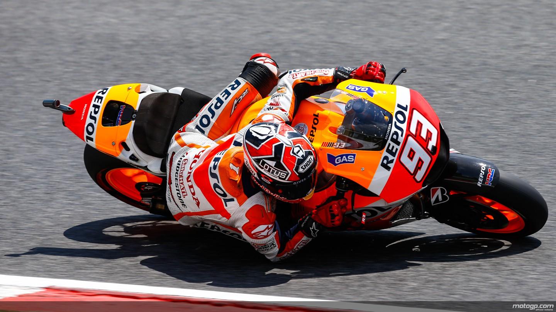 motogp.com · Marc Marquez, Repsol Honda Team, CAT WUP
