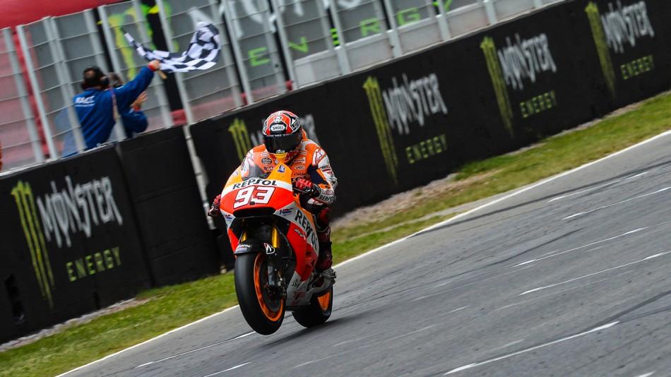 motogp.com · Marc Marquez, Repsol Honda Team, CAT RACE