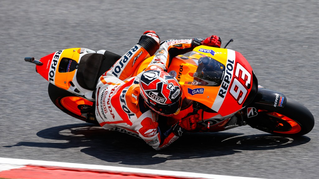 Marc Marquez, Repsol Honda Team, CAT WUP