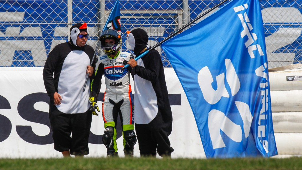 Isaac Viñales, Calvo Team, CAT RACE