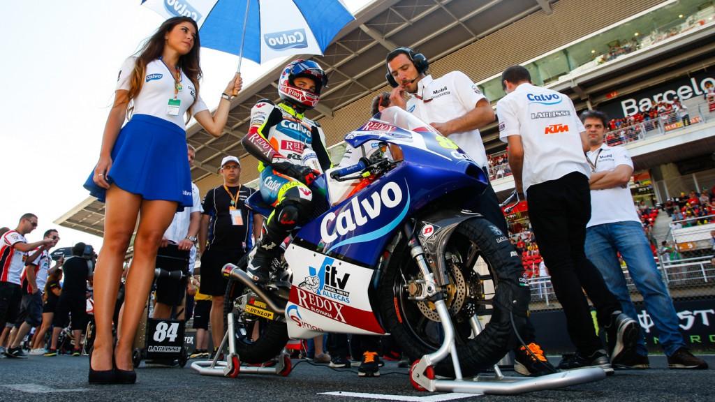 Juanfran Guevara, Mapfre Aspar Team Moto3, CAT RACE