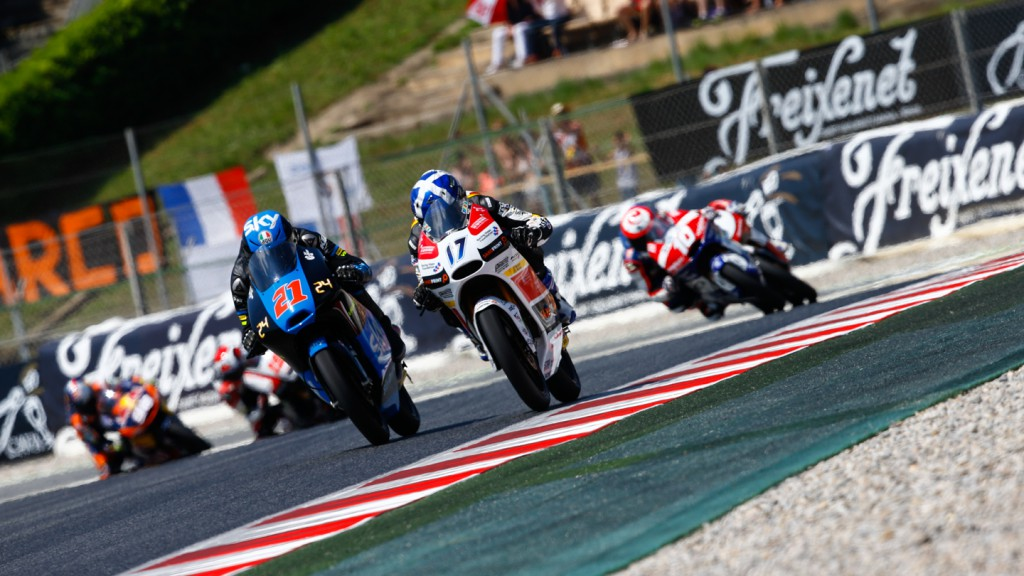 Moto3 Action, CAT RACE