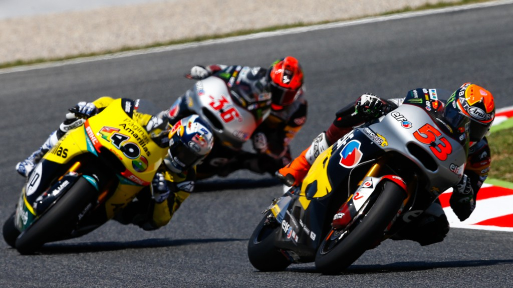 Moto2 Action, CAT RACE