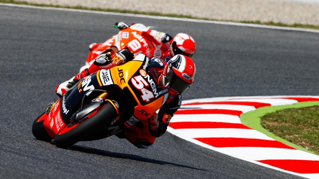 Mattia Pasini, NGM Forward Racing, CAT RACE