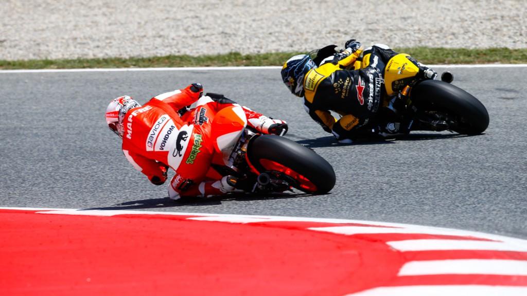 Thomas Luthi, Jordi Torres, Interwetten Paddock Moto2, Mapfre Aspar Team Moto2, CAT RACE