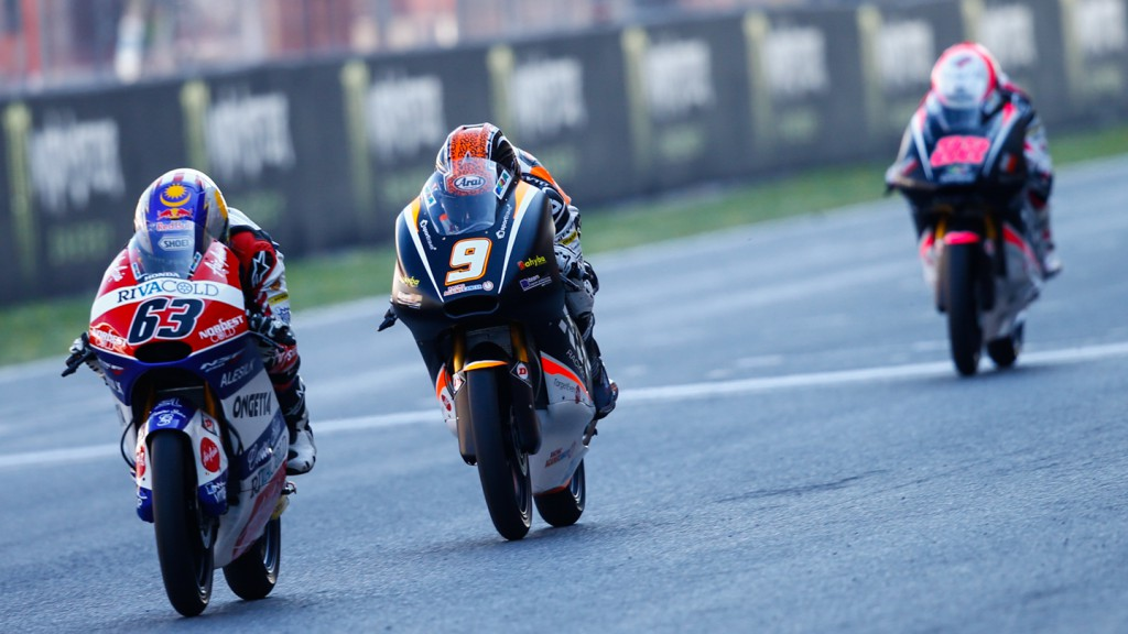 Moto3 Action, CAT WUP