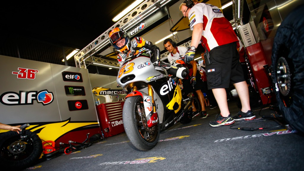 Esteve Rabat, Marc VDS Racing Team, CAT WUP