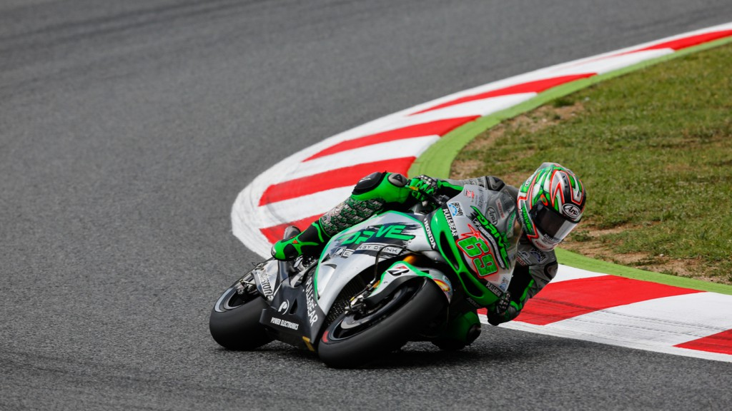 Nicky Hayden, Drive M7 Aspar, CAT RACE