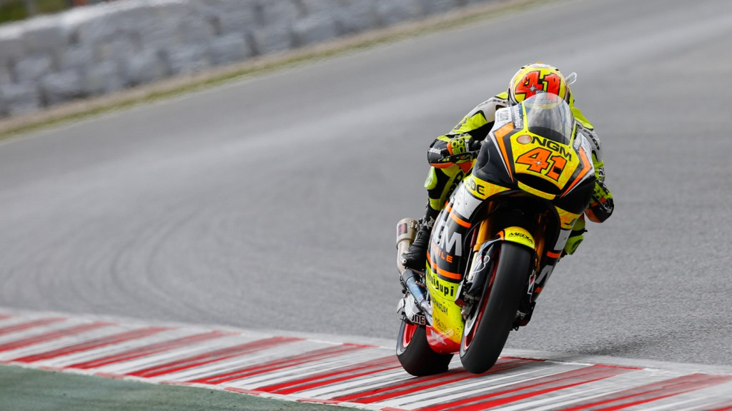 Aleix Espargaro, NGM Forward Racing, CAT RACE