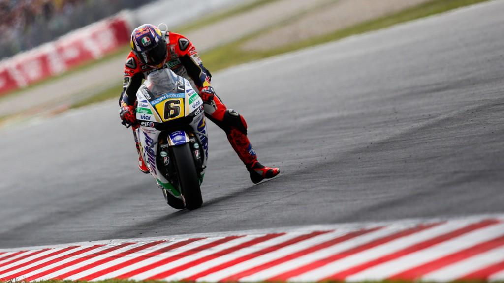 Stefan Bradl, LCR Honda MotoGP, CAT RACE