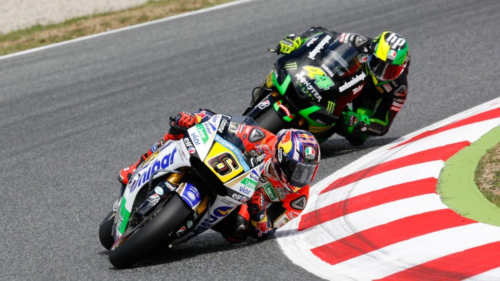 Stefan Bradl, LCR Honda MotoGP, CAT Test