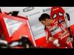 Michele Pirro, Ducati Team, CAT Test