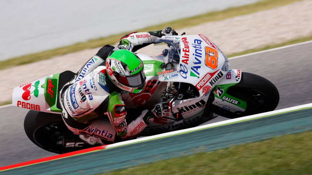 Mike Di Meglio, Avintia Racing, CAT Test