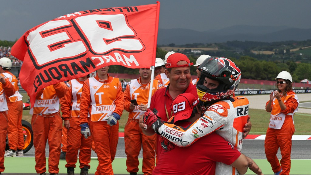 Marc Marquez, Repsol Honda Team, CAT RACE © Copyright Jordi Rierola