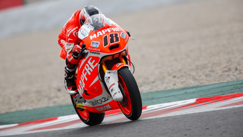 Nicolas Terol, Mapfre Aspar Team Moto2, CAT Test