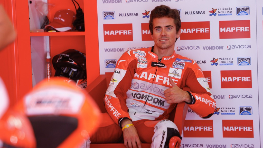 Nicolas Terol, Mapfre Aspar Team Moto2, CAT Test