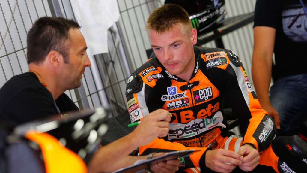 Sam Lowes, Speed Up, CAT Test