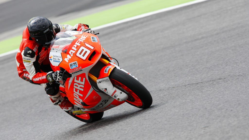 Jordi Torres, Mapfre Aspar Team Moto2, CAT Test