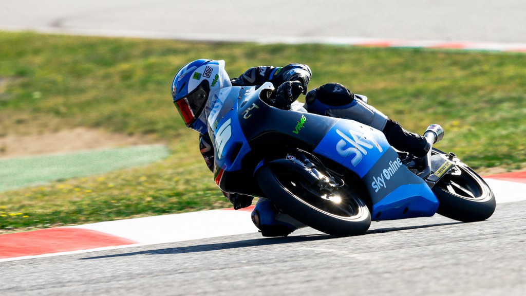 Romano Fenati, SKY Racing Team VR46