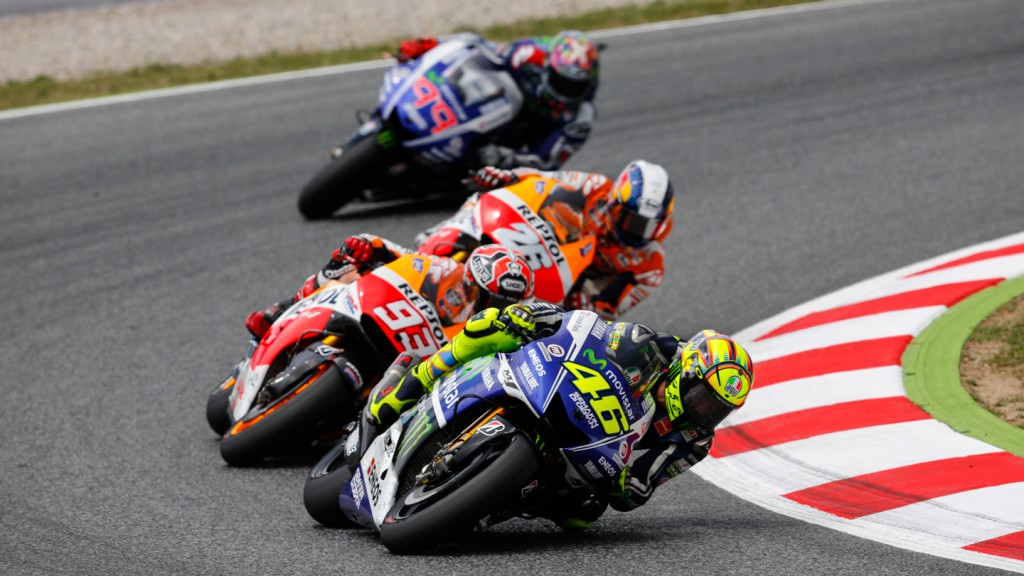 MotoGP Action, CAT RACE