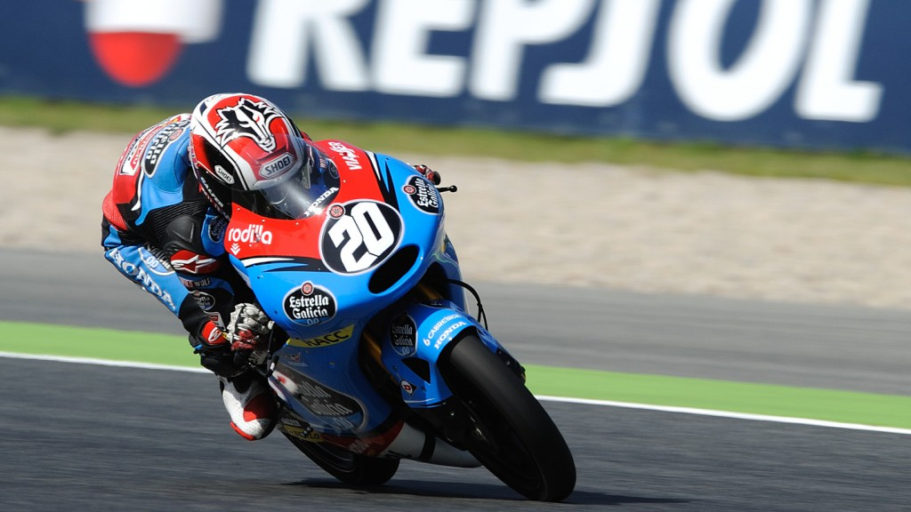 Fabio Quartararo, Estrella Galicia 0,0, FIM CEV Repsol, Moto3 Catalunya QP
