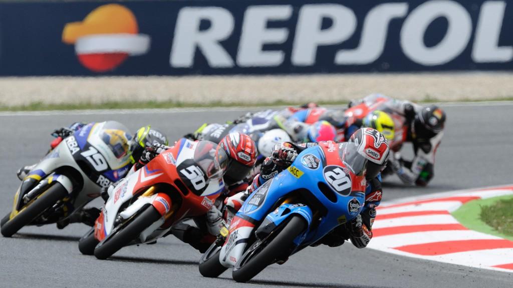 FIM CEV Repsol, Barcelona-Catalunya Circuit, Moto3 race