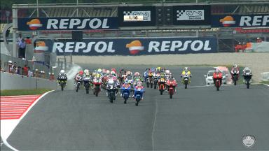 Catalunya 2014 - CEV - Moto3 - RACE 1 - Highlights