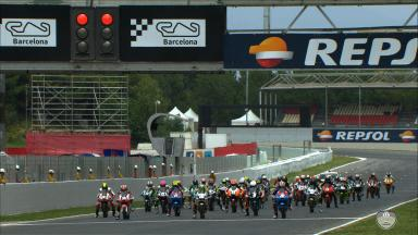 Catalunya 2014 - CEV - Moto3 - RACE 2 - Highlights