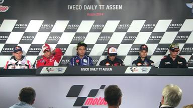 Iveco Daily TT Assen: Pre-event Press Conference