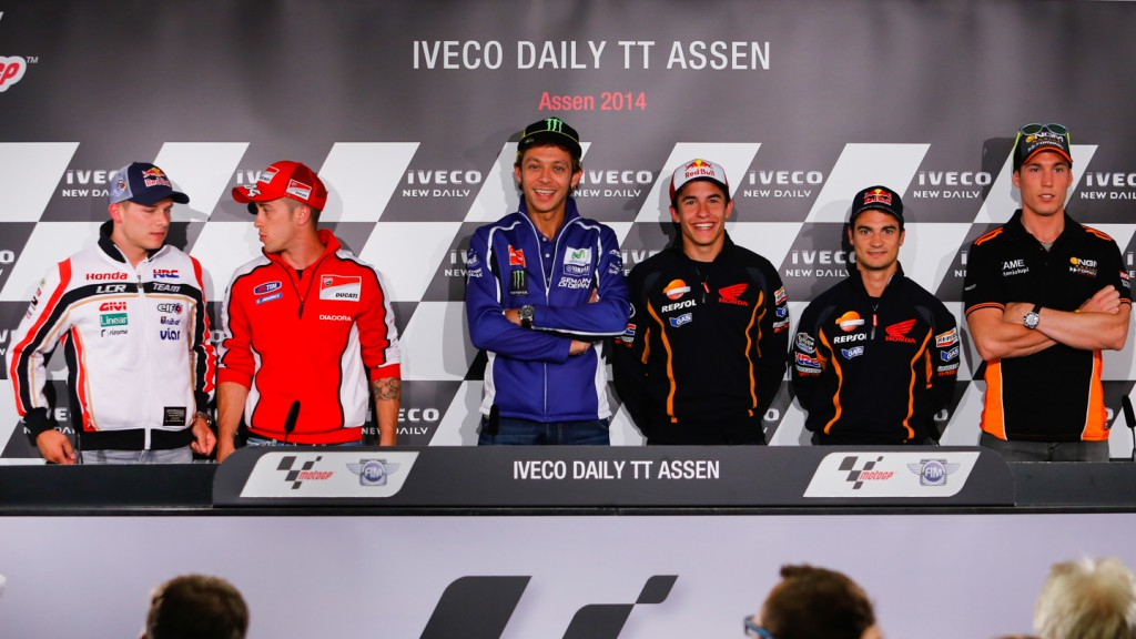 Iveco Daily TT Assen Press Conference