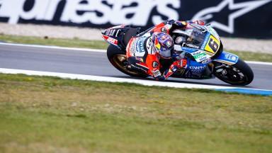 Stefan Bradl, LCR Honda MotoGP, NED FP2