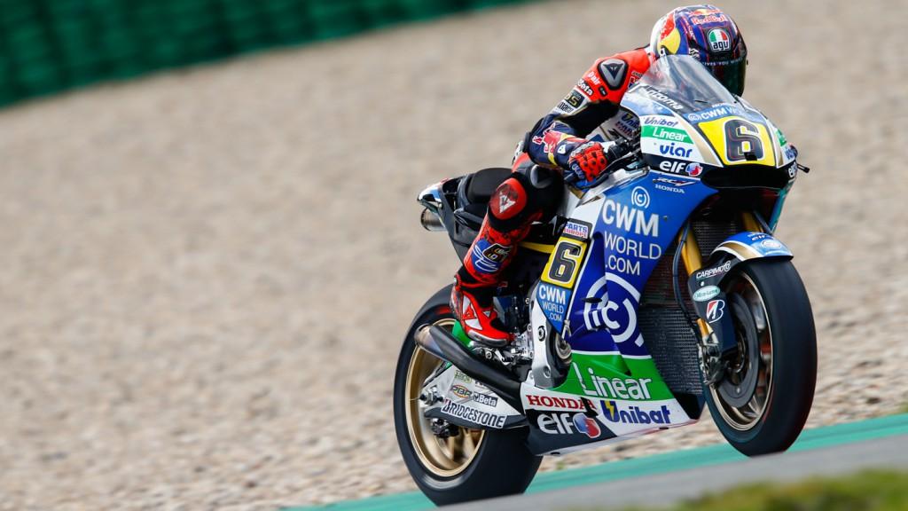 Stefan Bradl, LCR Honda MotoGP, NED FP1