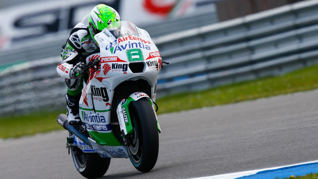 Hector Barbera, Avintia Racing, NED FP2