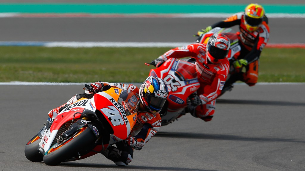 MotoGP Action, NED FP2