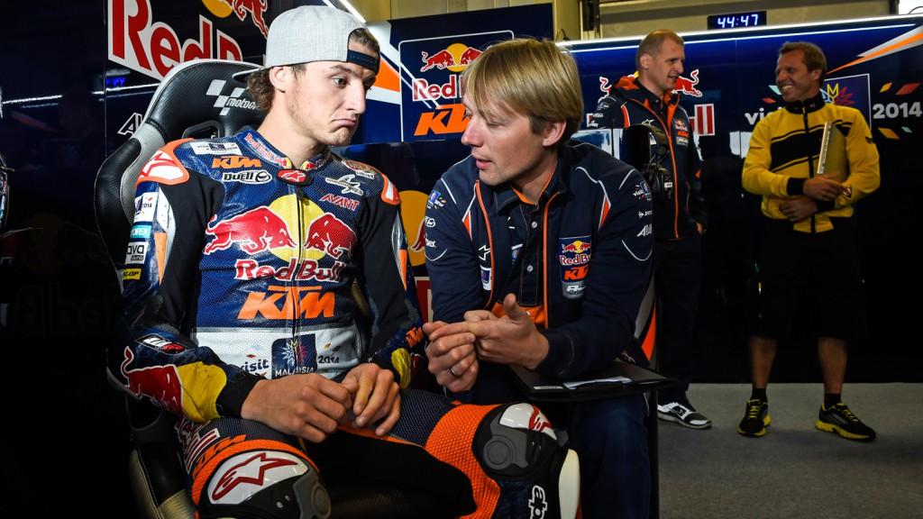 Jack Miller, Red Bull KTM Ajo, NED FP2