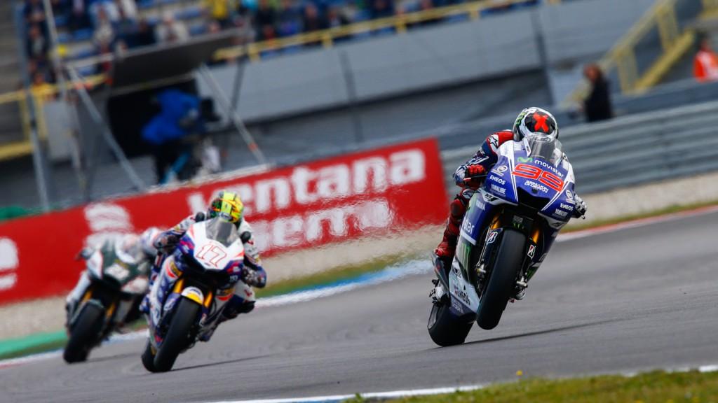Jorge Lorenzo, Movistar Yamaha MotoGP, NED FP1
