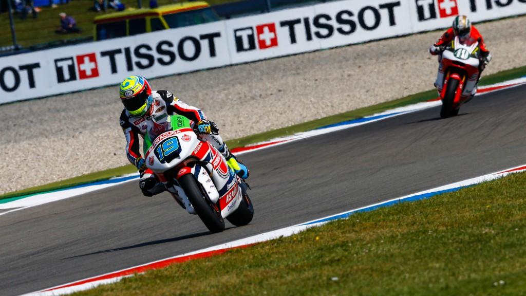 Xavier Simeon, Federal Oil Gresini Moto2, NED FP2