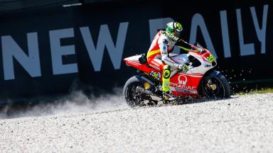 Andrea Iannone, Pramac Racing, NED FP2