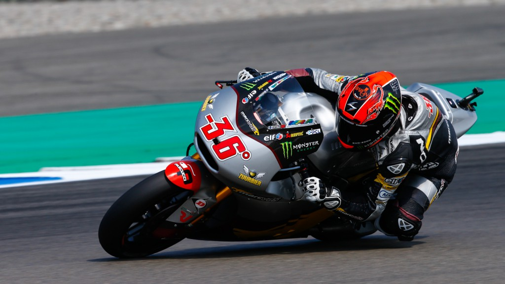 Mika Kallio, Marc VDS Racing Team, NED FP1