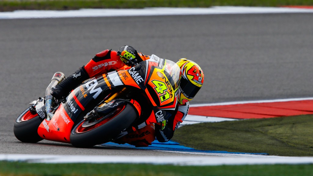 Aleix Espargaro, NGM Forward Racing, NED FP1