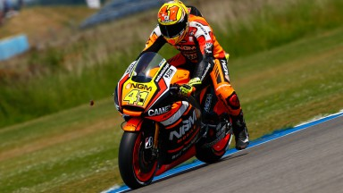 Aleix Espargaro, NGM Forward Racing, NED FP2