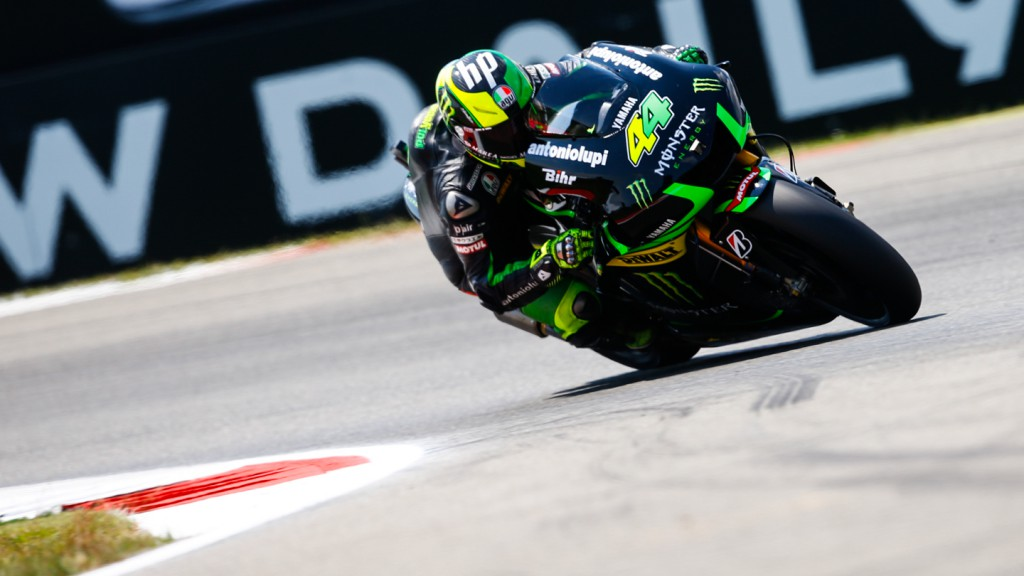 Pol Espargaro, Monster Yamaha Tech 3, NED FP2