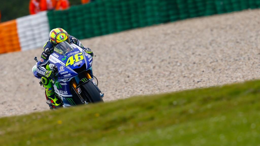 Valentino Rossi, Movistar Yamaha MotoGP, NED FP1