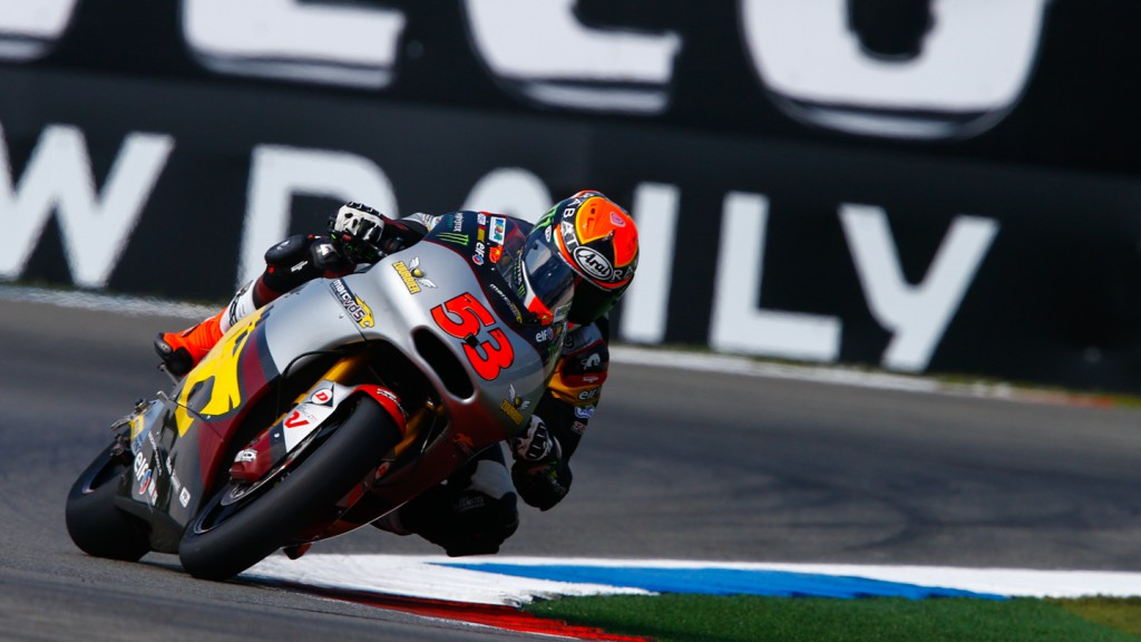Esteve Rabat, Marc VDS Racing Team, NED FP2