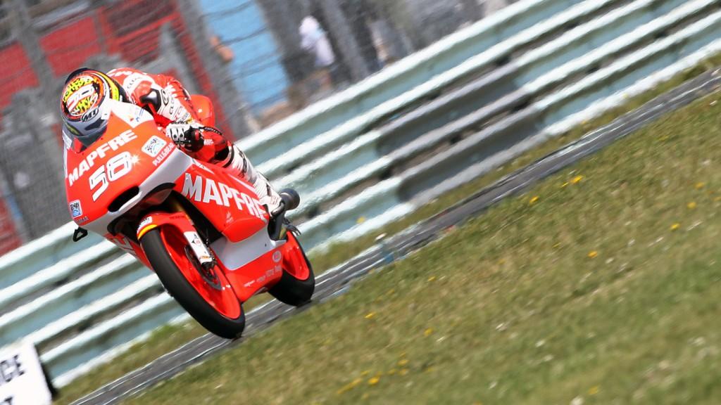 Juanfran Guevara, Mapfre Aspar Team Moto3, NED FP2