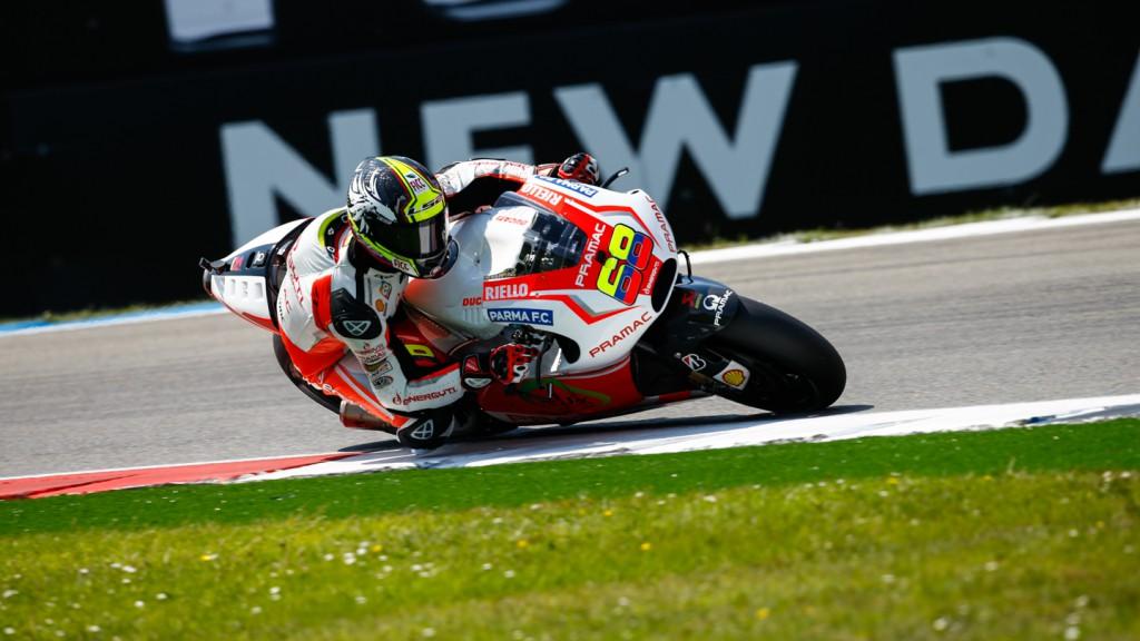 Yonny Hernandez, Pramac Racing, NED FP2