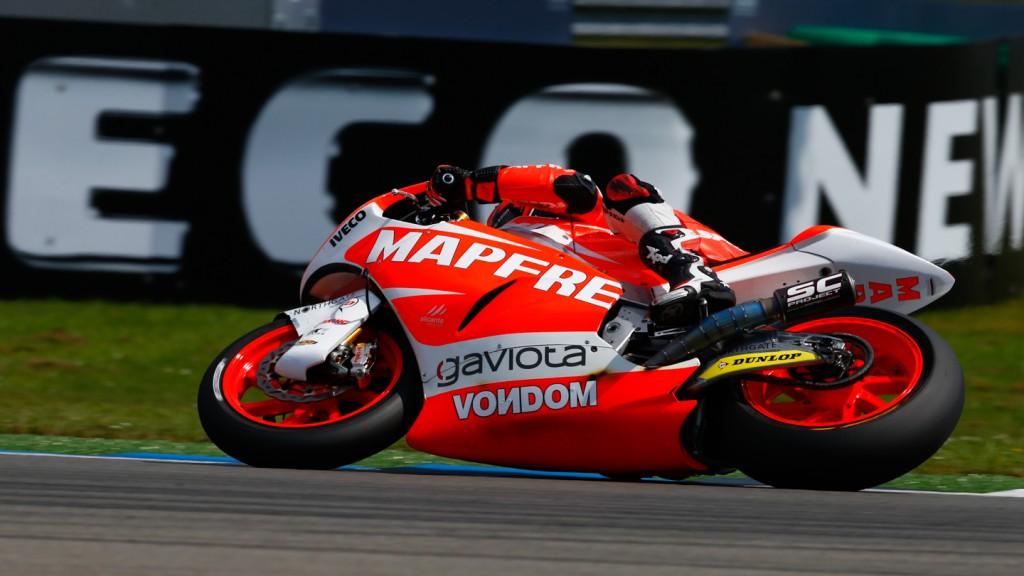 Jordi Torres, Mapfre Aspar Team Moto2, NED FP2