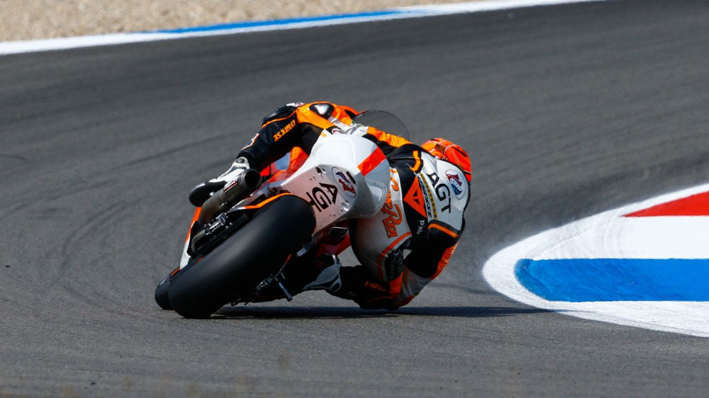 Gino Rea, AGT REA Racing, NED FP2